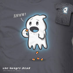 The Hungry Dead - tee by InfinityWave