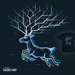 Sacred Hart - tee by InfinityWave
