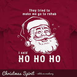 Christmas Spirit - tee by InfinityWave