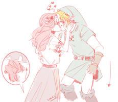 Height difference by OnionNekoRyuu