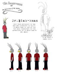 Dr. B in  2D by truncheonm