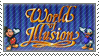 World of Illusion stamp by 5-3-10-4