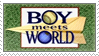 Boy Meets World stamp by 5-3-10-4