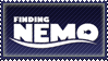 Finding Nemo stamp by 5-3-10-4