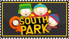 South Park stamp by 5-3-10-4