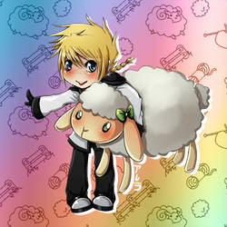 I has a sheep by psyAlera