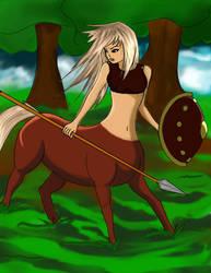 Centaur by Twinkle-littleStar