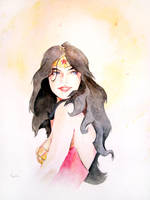 Wonder Woman by MikeKretz