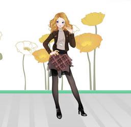 Flirty Skirt Fashion by Brandee-Ssj-Doll