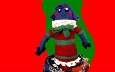 Raven.carry.g Say Merry Xmas by biancaroseg