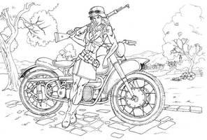 bike by Z-A-K
