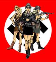 Schutzstaffel by Z-A-K