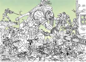 fallout 3 Rattenkrieg by Z-A-K