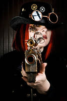 SteamPunk by RedrumCollaboration