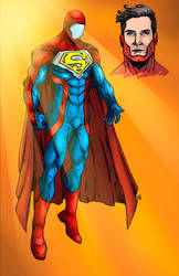 Superman Concept by Stonewolfdf