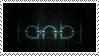 DNB stamp by Calweena