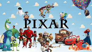 Pixar Wallpaper by The-Dark-Mamba-995