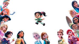 Ralph Breaks The Internet: Disney Princesses by The-Dark-Mamba-995