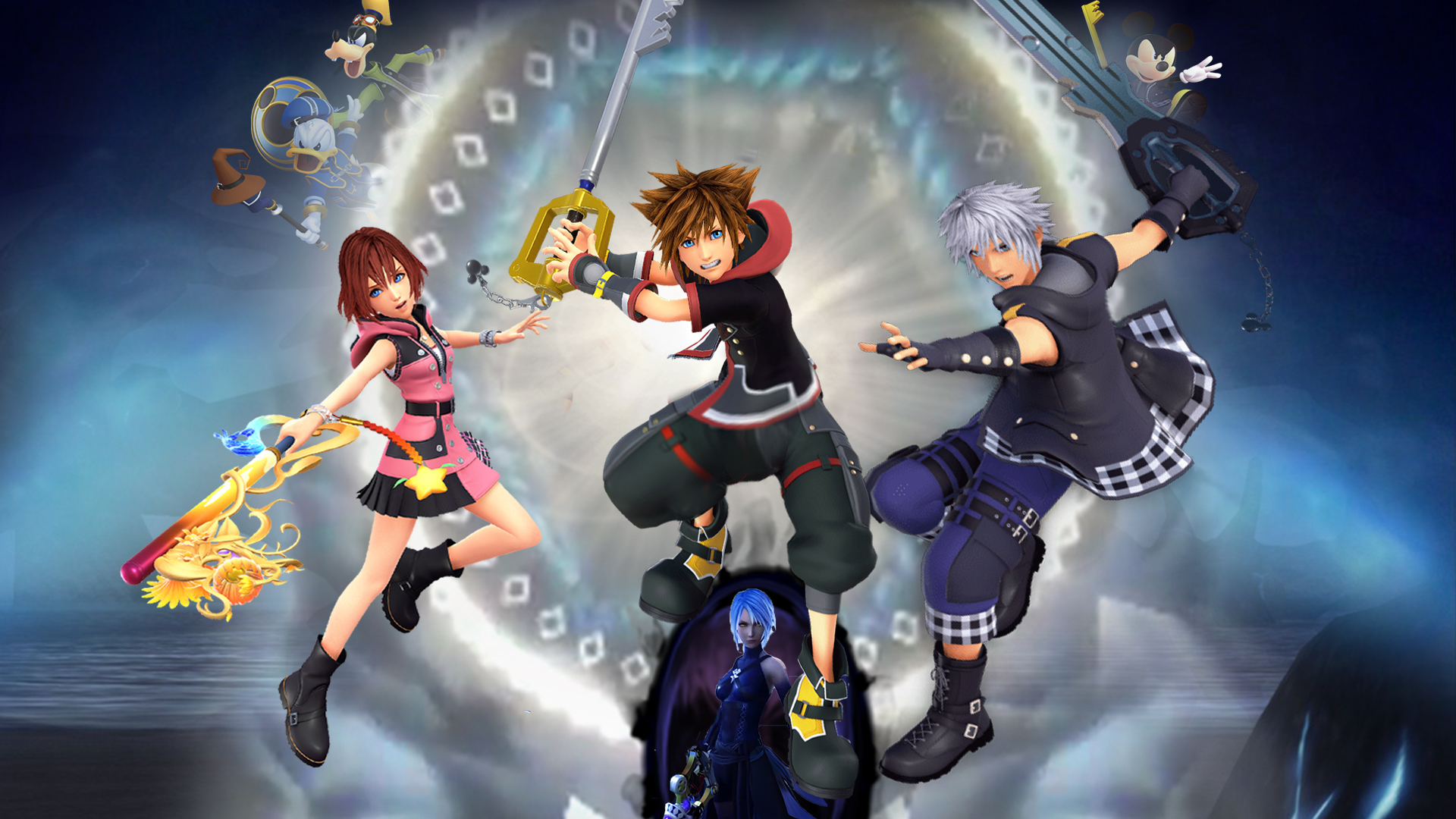 Kingdom Hearts III Wallpaper by The-Dark-Mamba-995 on ...