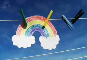 rainbow day by rainbow-art