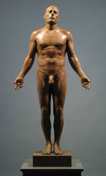 'Prometheus' by Craig-Wankiiri