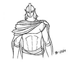 Green Knight by oginmysoul