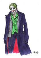 DSC Dark Knight Joker by oginmysoul