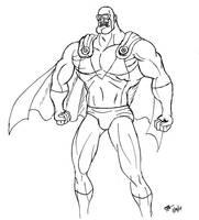 DSC Megaton Man by oginmysoul