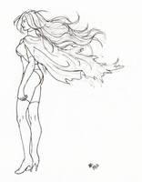 DSC Red Queen by oginmysoul