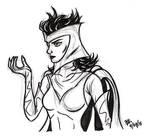 DSC Scarlet Witch by oginmysoul