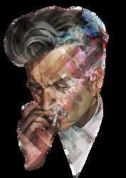 David Lynch by Darkalia