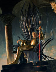 Jaime Lannister The Kingslayer by Tasty-Crayon