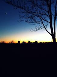 a walk home by RavenGocean