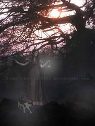 Autumn Dawn by topazcatseye