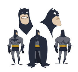 BATMAN by MichaelBills