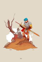 Knight Stuff 2 by MichaelBills