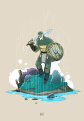Knight Stuff 3 by MichaelBills
