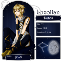 Joan - Luzolian by hikari--hoshi