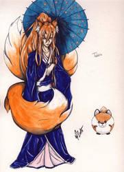 Takeru by VictoriaSaviles