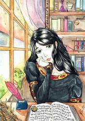Elizabeth (2) by VictoriaSaviles