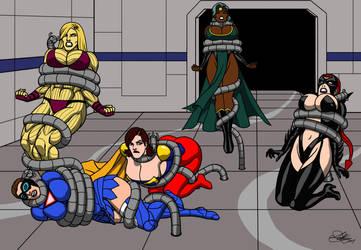 Matriarchs Ambushed by Kaywest by ThePerilPimp