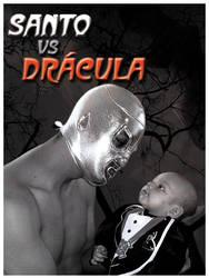 --santo vs dracula-- by redpixl