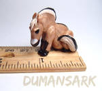 Tiny Fjord Horse by DumansArk