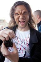 me as a buffy vamp by HobbyFX
