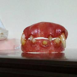 monster teeth by HobbyFX by HobbyFX