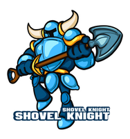 18 - Shovel Knight by Memoski