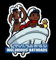 19 - Inglorious Bathdads by Memoski