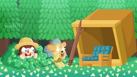 Animal Crossing Pocket Camp by Memoski