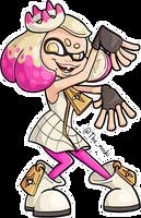 Splatoon 2 - Pearl by Memoski