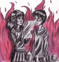 Snape's Task by jkstr
